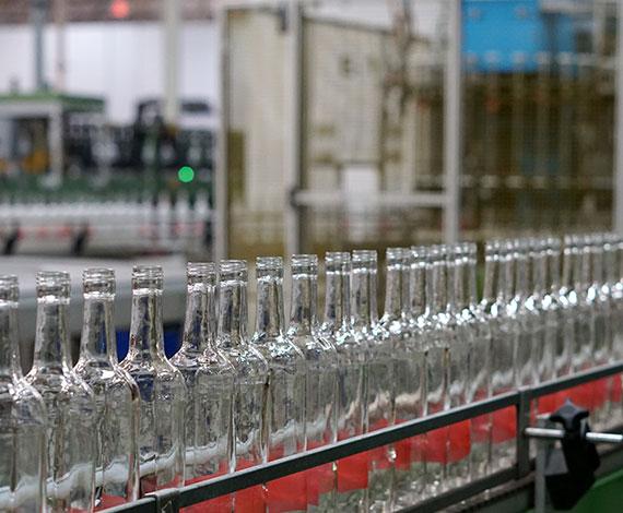 photo of many frosting bottles